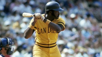 San Diego Padres - 1970's File Photos