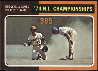 1975 - '74 NLCS